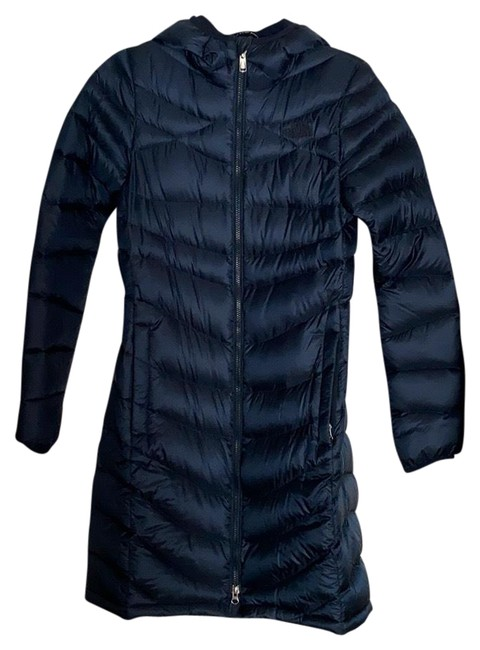 Item - Outer Space Blue Upper West Quilted Parka Coat Size 2 (XS)
