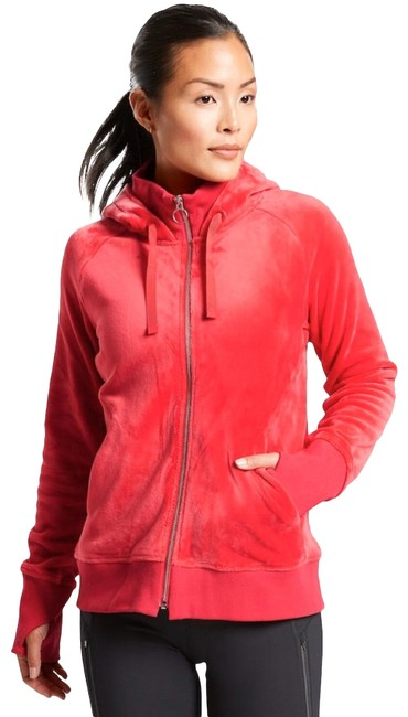 Item - Red Triumph In Double Cozy Karma Color Nwt. Sweatshirt/Hoodie Size 6 (S)