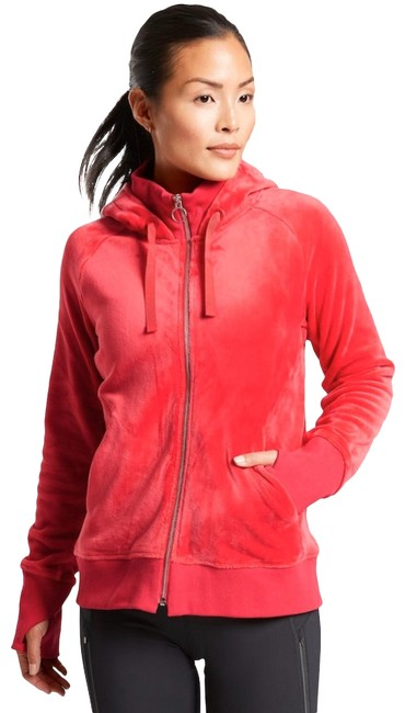 Item - Red Triumph In Double Cozy Karma Color Nwt. Sweatshirt/Hoodie Size 0 (XS)