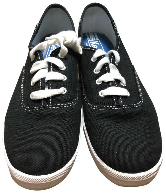 Item - Black and White New Womens Champion Canvas Sneakers Size US 8.5 Regular (M, B)