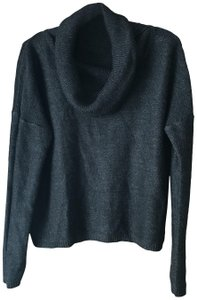 Ambiance Cowl Neck Long Sleeves Acrylic Hand Wash Sweater