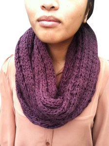 Forever 21 Purple Scarf