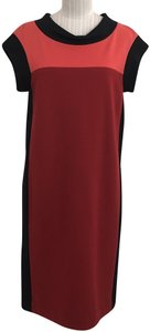Lida Baday Color Stretchy Shift Dress