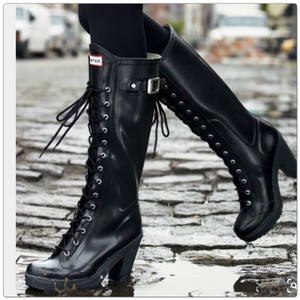 hunter rain boots on sale  up to 70 off at tradesy