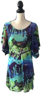 Lenny Niemeyer Lenny Niemeyer Multicolor Cover Up Top Size S