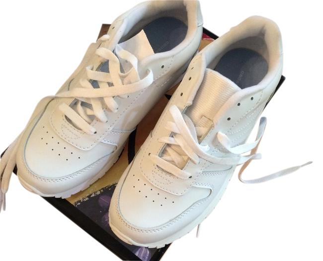 Item - White No Mark Soles Sneakers Size US 6.5 Wide (C, D)