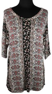 H.I.P. Patterned Casual Tunic