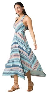 Blue Maxi Dress by prAna