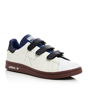 adidas by Raf Simons Stan Smith Cream/Brown/Dark Blue Athletic