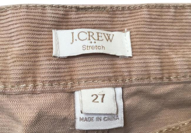 Item - Beige Cords Skinny Jeans Size 4 (S, 27)