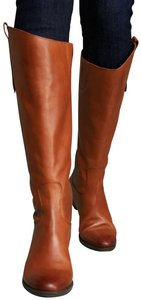 Sam Edelman Leather Whiskey Boots