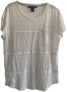 Marc by Marc Jacobs T Shirt Cream