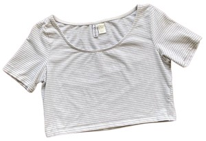 Divided by H&M T Shirt White