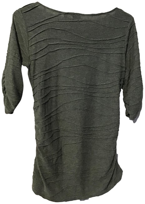 Item - Gray Black By Blouse Size 6 (S)