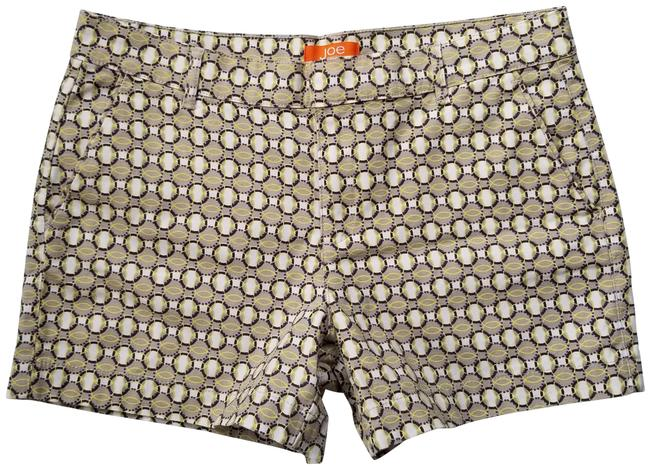 Item - Multicolor Geo Printed Shorts Size 6 (S, 28)