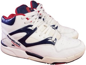 Reebok Limited Edition The Pump Vintage Rare WHITE Athletic