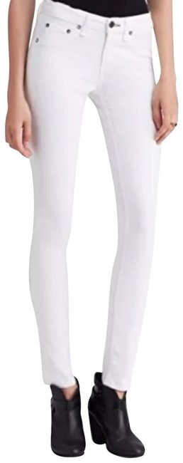 Item - White Intermix Collab Legging Skinny Jeans Size 0 (XS, 25)