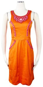 Gretchen Scott Preppy Country Club Wedding Embellished Beaded Dress