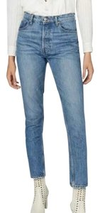 Derek Lam Boyfriend Cut Jeans-Light Wash