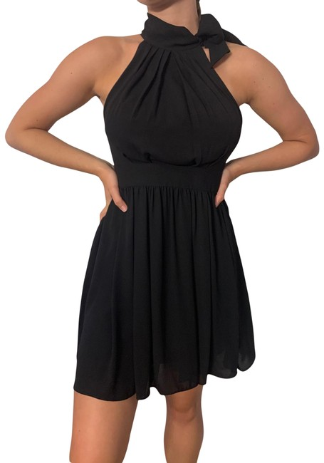 Item - Black Little Mid-length Formal Dress Size 2 (XS)