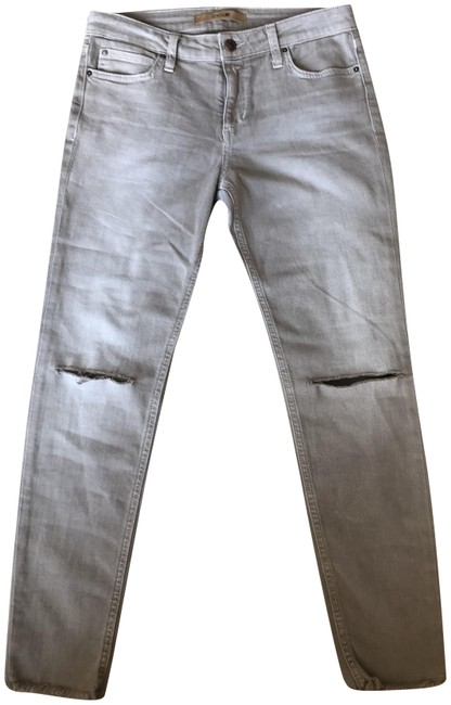 Item - Mushroom Distressed Collector's Edition Color Anke Skinny Jeans Size 27 (4, S)