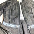 Anthropologie Blue Elevenses Jean Fitted Jacket Size 2 (XS) Anthropologie Blue Elevenses Jean Fitted Jacket Size 2 (XS) Image 5