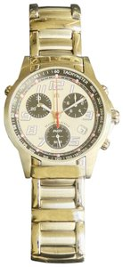 Maurice Lacroix Stainless Steel Indy 500 Chronograph Watch