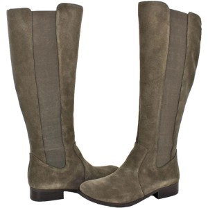 Jessica Simpson olive taupe Boots