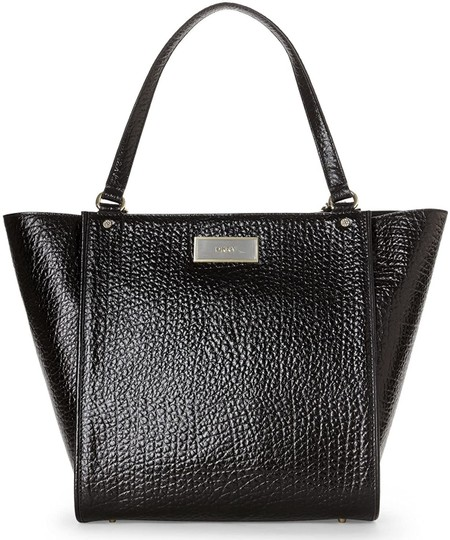 Preload https://img-static.tradesy.com/item/27323493/dkny-genuine-french-grain-handbag-medium-black-leather-tote-0-1-540-540.jpg