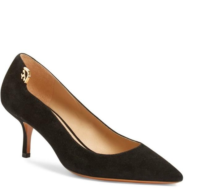 Tory Burch Elizabeth Pumps Size US 10 Regular (M, B) Tory Burch Elizabeth Pumps Size US 10 Regular (M, B) Image 1