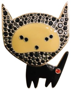 Swarovski space cat NWT tag. collectors item.
