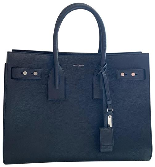 Preload https://img-static.tradesy.com/item/27324756/saint-laurent-sac-de-jour-small-deep-marine-calfskin-leather-satchel-0-1-540-540.jpg