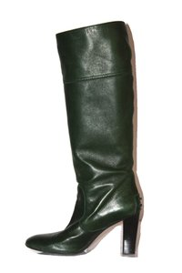 Tod's Green Boots