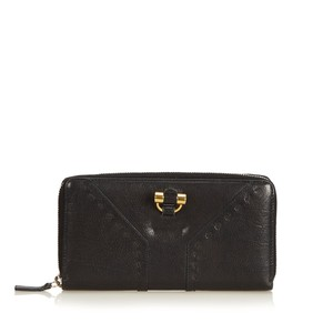 YSL YSL Leather Muse Wallet