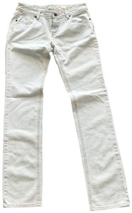 See by Chloé Straight Leg Jeans-Light Wash