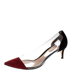 Gianvito Rossi Patent Leather Red Pumps