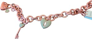 Tiffany & Co. Tiffany & Co Charm Bracelet
