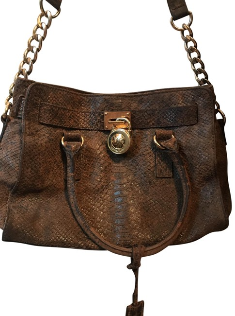 Item - Special Edition Brown Leather Hobo Bag