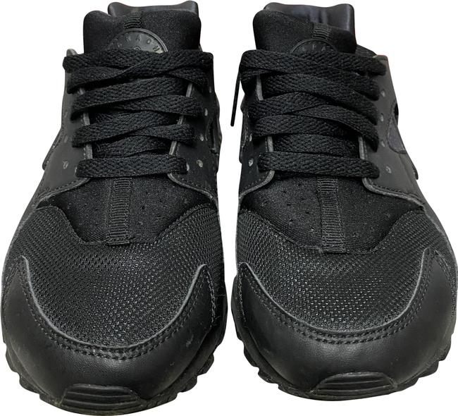 Item - Black Huarache Run Sneakers Size US 6 Regular (M, B)