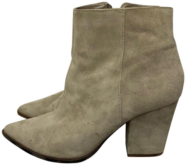 Item - Taupe Marissa Suede Boots/Booties Size US 6.5 Regular (M, B)