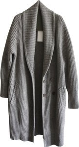 Co. Cardigans Cardigan Long Cardigan Cashmere Trench Coat