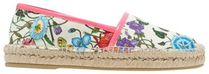 Gucci Sneakers floral Flats