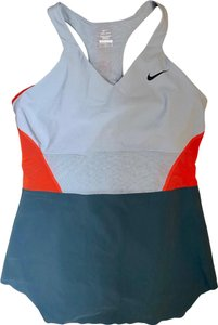 Nike dry fit race back tunic