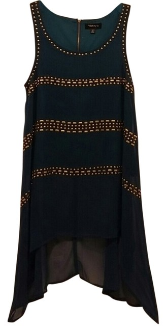 Preload https://item5.tradesy.com/images/teal-tunic-size-4-s-2732974-0-0.jpg?width=400&height=650