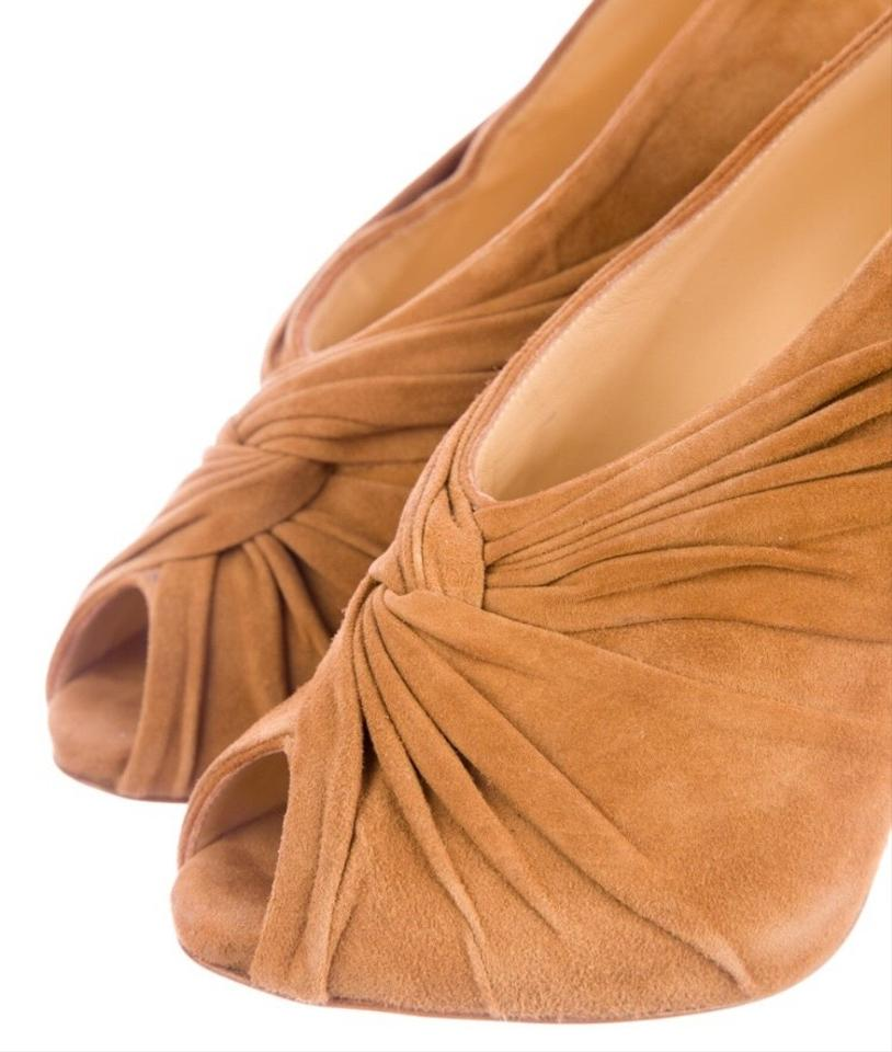 christian louboutin mens spiked shoes - Christian Louboutin Almost New- Manchon Suede Camel Boots on Sale ...