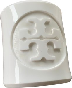 Tory Burch Tory Burch acrylic white cuff bangle new
