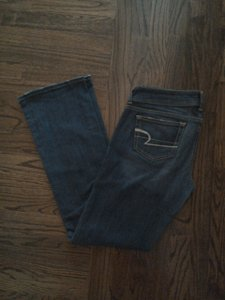 American Eagle Outfitters Denim Jeans Boot Cut Boot Cut Pants dark wash