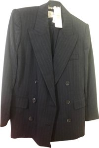 Ellen Tracy pinstripe suit