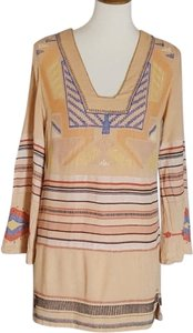 Free People short dress Mustard Yellow on Tradesy