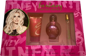Britney Spears Fantasy By Britney Spears 3 Pc Gift Se